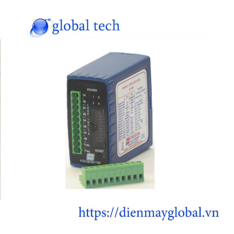 Bộ dò vòng từ 4 kênh LD400