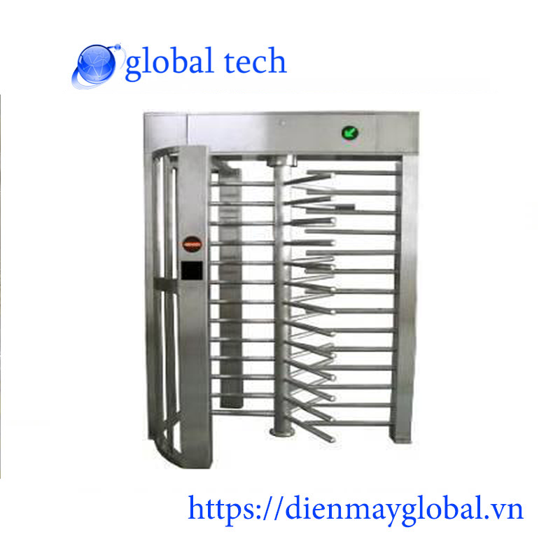 Cổng xoay Full Height Turnstile DB531