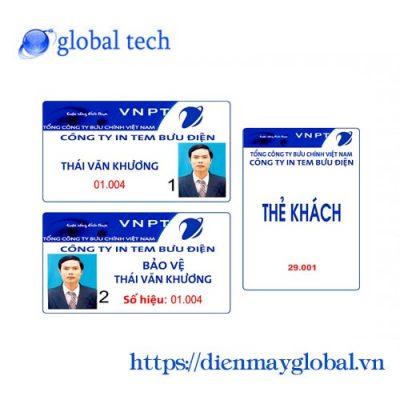 In thẻ từ thẻ cảm ứng