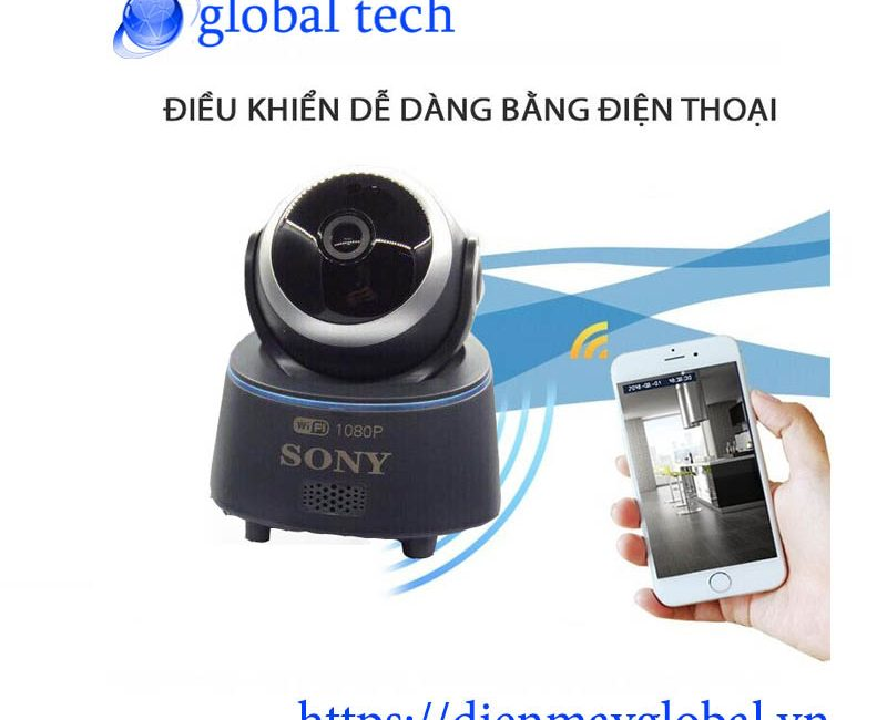 Camera sony ip wifi