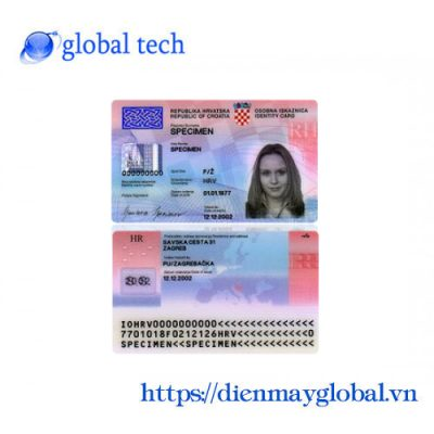 Thẻ nhận dạng ID cart
