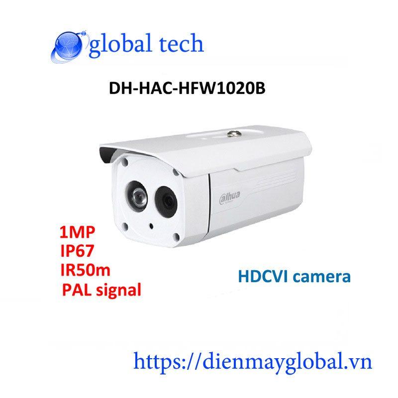 Camera Dahua DH-HAC-HFW1020B