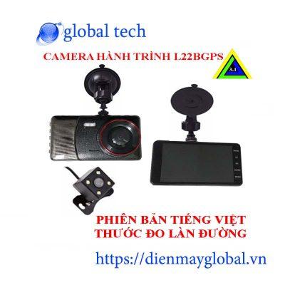 Camera hành trình L22BGPS
