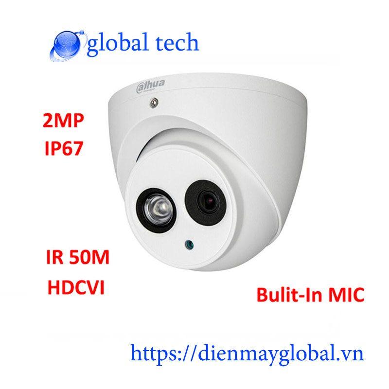Camera Dahua DH-HAC-HDW1200E-A