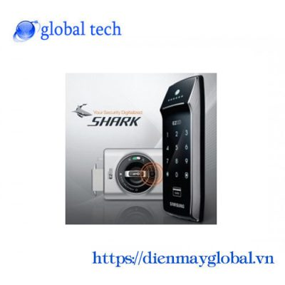 Khóa cửa điện tử SAMSUNG SHS-2320XMK