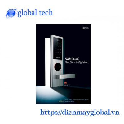 Khóa cửa điện tử SAMSUNG SHS-6020XMS