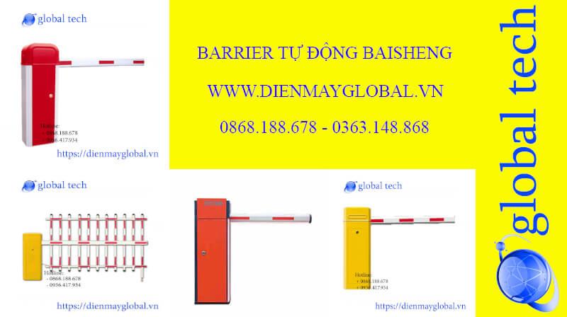Barrier tự động Baisheng (Bisen)