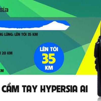 Bộ đàm Hypersia A1