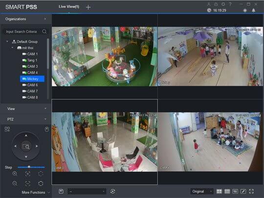 Xem camera Dahua trên máy tính