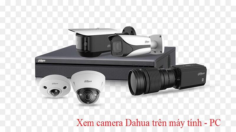 Cài đặt và sử dụng phần mềm xem camera