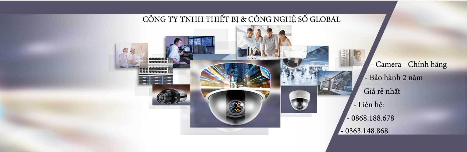 lắp đặt camera giám sát an ninh