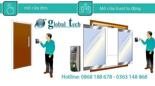 Lắp đặt hệ thống kiểm soát cửa phòng trọ tại hà nội