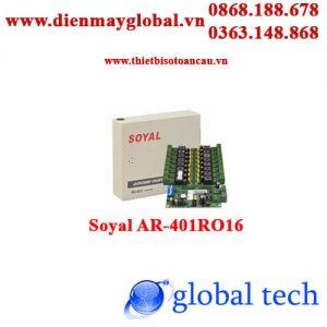 Bộ điều khiển thang máy Soyal AR-401RO16