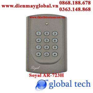 Đầu đọc thẻ Soyal AR-721H