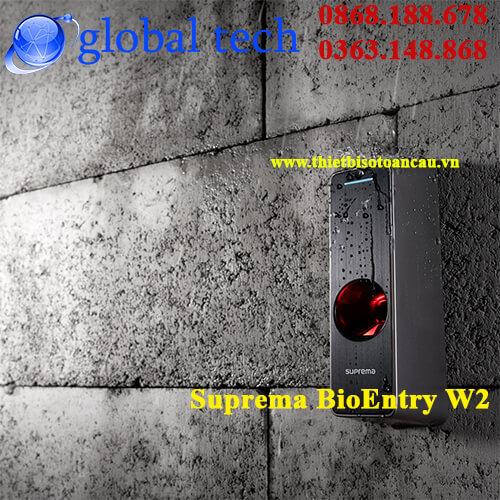 Đầu đọc vân tay Suprema BioEntry W2