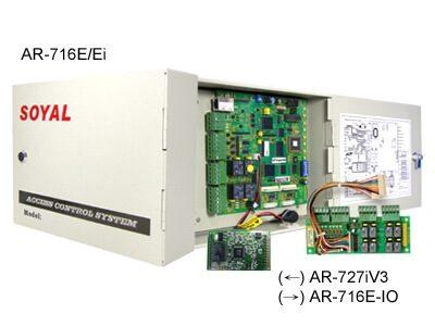 Bộ điều khiển cửa Soyal AR-716Ei
