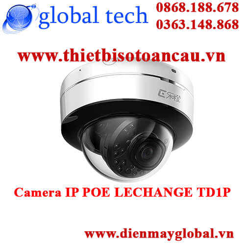 Camera Ip POE Lechange TD1P