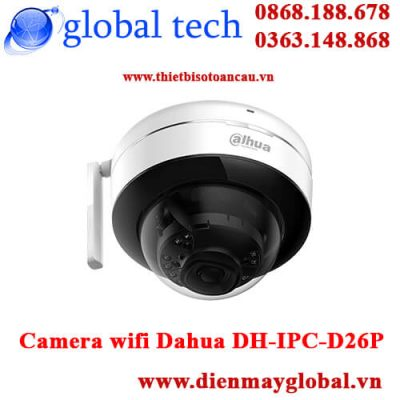 Camera wifi Dahua DH-IPC-D26P