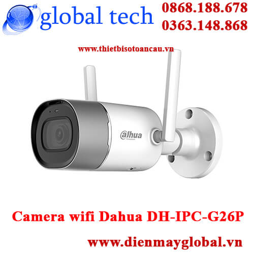 Camera wifi Dahua DH-IPC-G26P