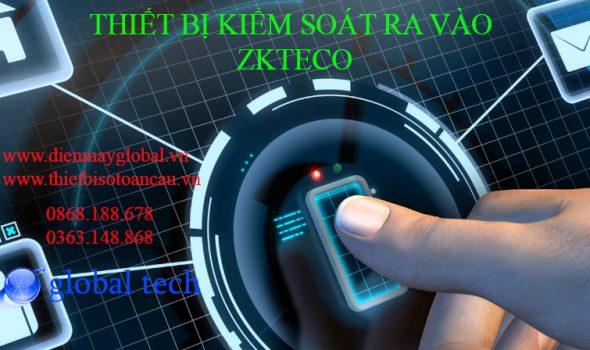 Thiết bị kiểm soát Zkteco