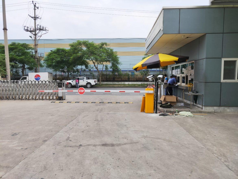 Lắp đặt hệ thống bãi đậu xe thông minh