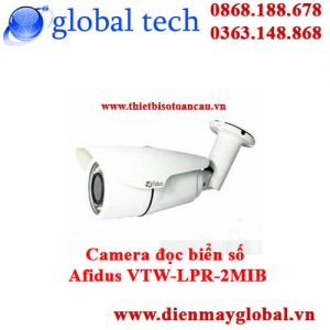 Camera Afidus VTW-LPR-2MIB