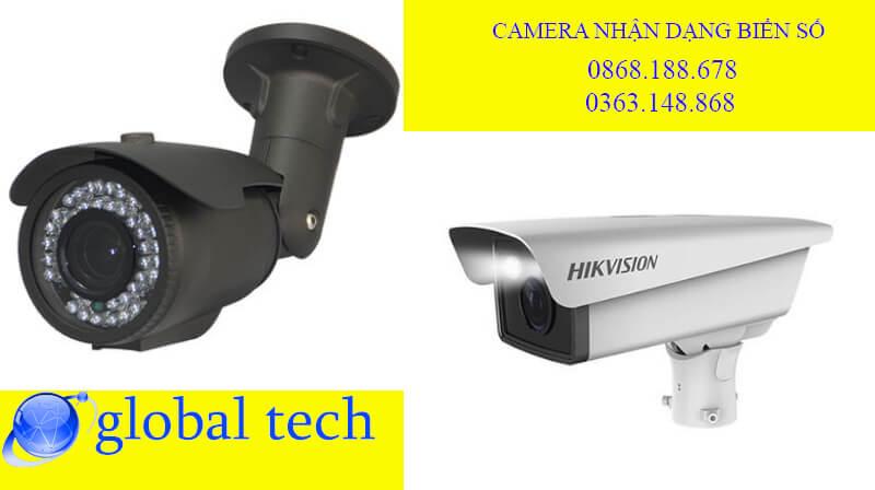 Camera nhận dạng biển số