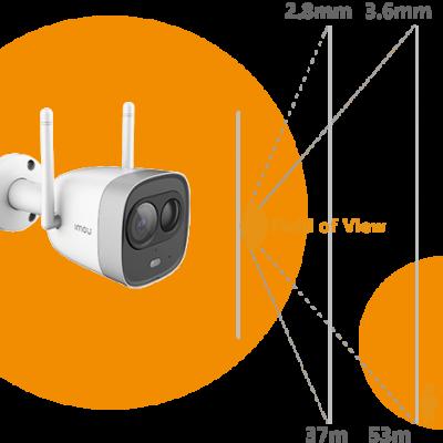 góc nhìn camera IPC-G26EP