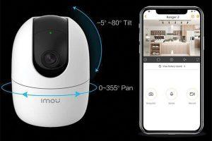Quay cụp camera wifi IPC-A22EP-IMOU