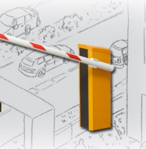 Barrier Magnetic Toll High Speed