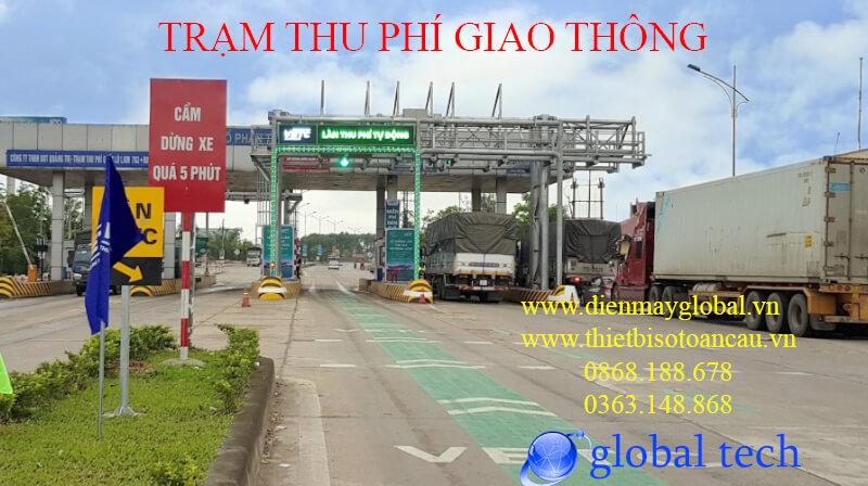 Trạm thu phí giao thông