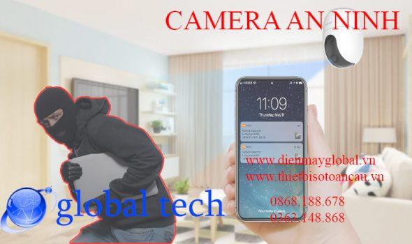 camera báo động