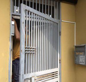 Kiểm soát cửa ra vào