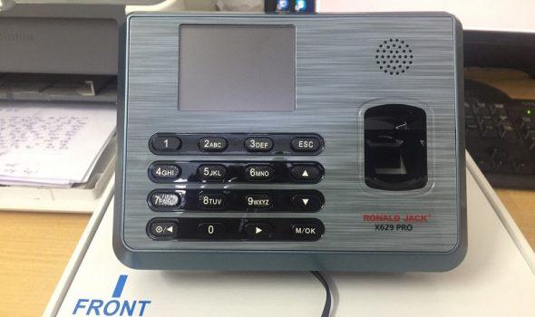 Máy chấm công Ronald Jack X629 Pro