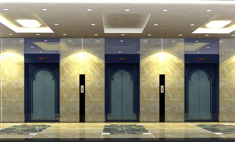 Hướng dẫn phân tầng thang máy
