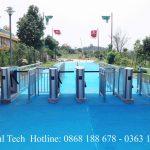 Giải pháp kiểm soát bể bơi