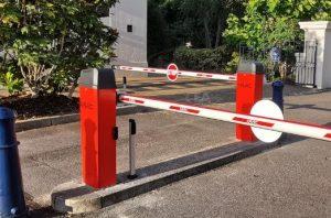 barrier faac b614