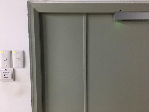 khóa lực điện từ dành cho cửa chống cháy