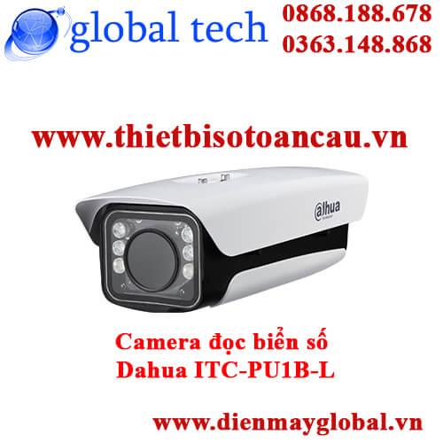 Camera nhận dạng biển số Dahua ITC237-PU1B-L
